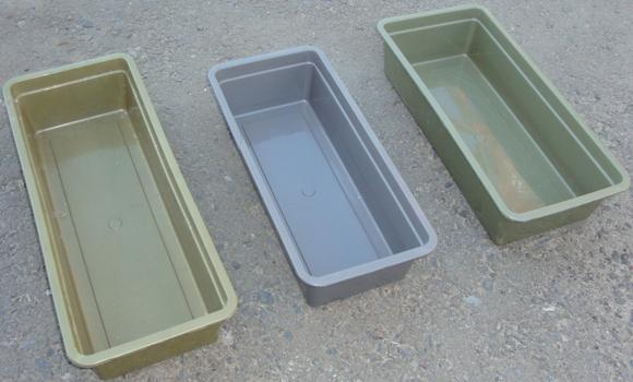 Ящик для рассады 40х25х10см